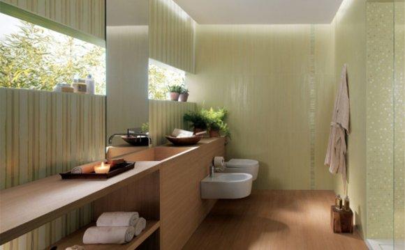Цвет в ванной – практические