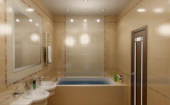30.07.2010 дизайн ванной