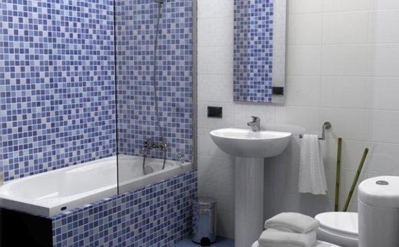 Дизайн ванной комнаты: