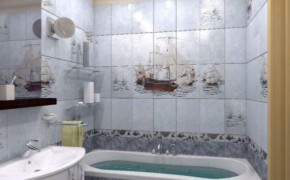 Дизайн для ванной цена
