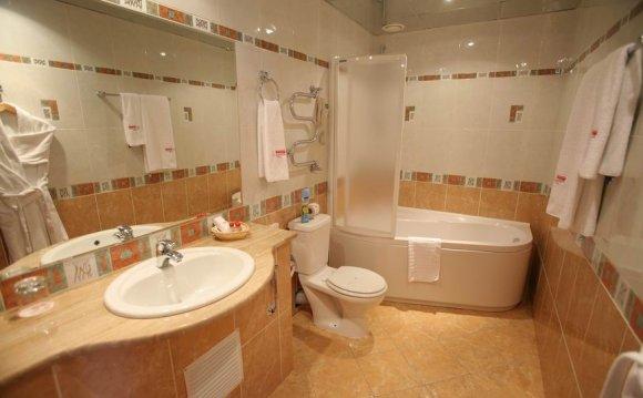 Фен-шуй ванной комнаты (36