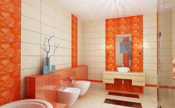 интерьеры ванных