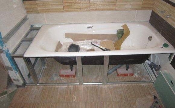 Каркас для ванной