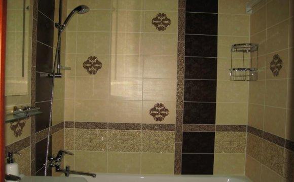 Образцы ванных комнат фото