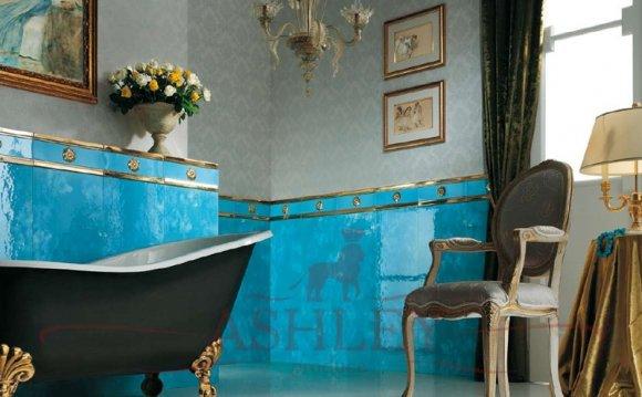 Плитка для ванной-50 Плитка
