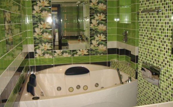 Ремонт ванных комнат своими