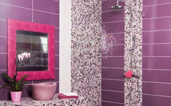 Плитка в ванную дизайн
