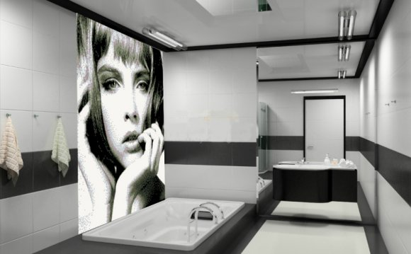 панно для ванной